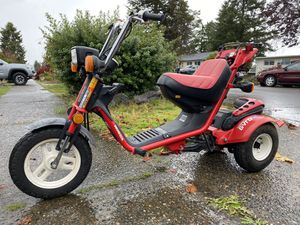1986 Honda Gyro S TG50 50cc trike scooter for Sale in Tacoma, WA