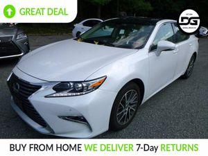 2017 Lexus ES for Sale in South Ambou, NJ
