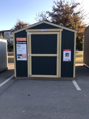Tuff Shed KR600 Display For Sale. Oak Cliff Home Depot for Sale in Dallas, TX