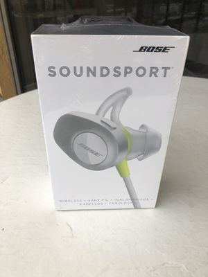Bose SoundSport Black for Sale in North Miami, FL