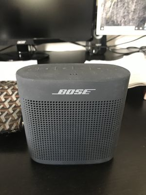 Bose soundlink II Like new portable Bluetooth speaker for Sale in New York, NY