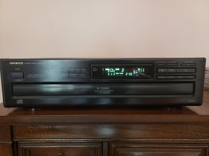 Onkyo DX-C106 Compact Disc CD Player/Changer for Sale in East Brunswick, NJ
