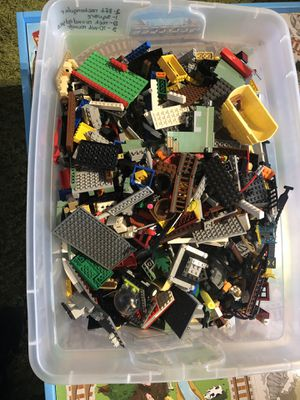 Giant Tub of Legos for Sale in MONARCH BAY, CA