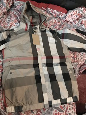Burberry Jacket Mens for Sale in Fresno, CA