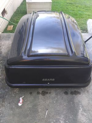 Sears sport 20-sv roof box for Sale in Knoxville, TN