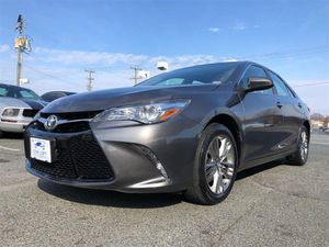 2017 Toyota Camry for Sale in Fredericksburg, VA
