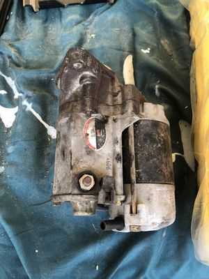 Toyota 22r starter for Sale in Waianae, HI