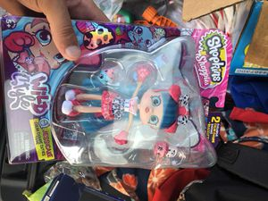 New shopkins toys majority 7-10 each for Sale in Columbus, OH