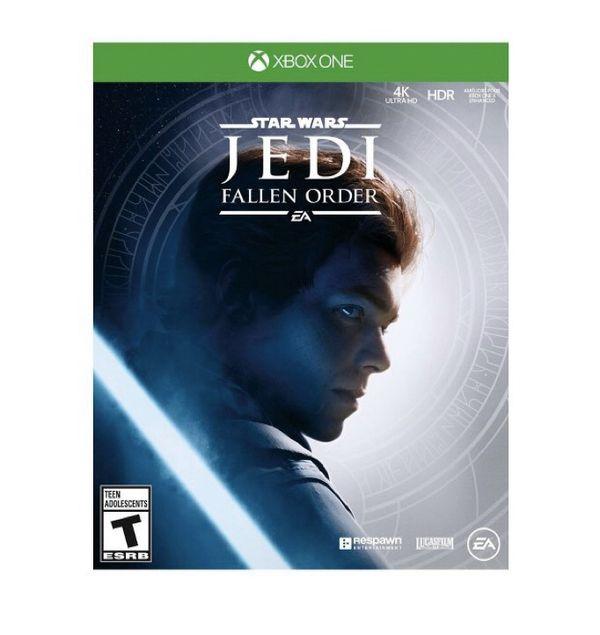 XBox One S 1TB with Star Wars Jedi Fallen Order Bundle(Brand New)