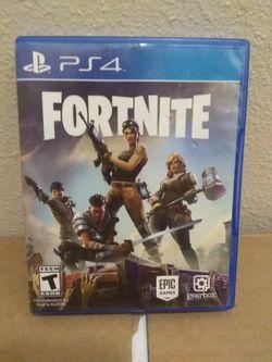 Fortnite Ps4 for Sale in Fresno,  CA