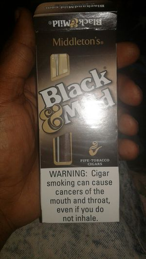 Black and mild 3 brand new in the boxes for Sale in Miami, FL