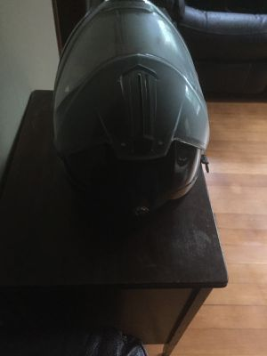 Black modular helmet XL No issues. Wore one season, about 500 miles. $200 for Sale in Grand Rapids, MN