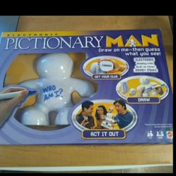 Electronic Pictionary Man board game for Sale in Huttonsville,  WV