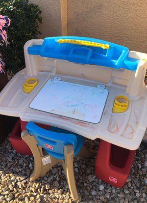Kids art desk for Sale in Sun City, AZ