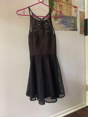 LF Little Black Fishnet Dress for Sale in Palm Springs, CA