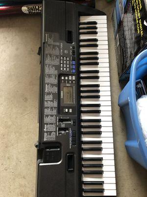 Casio CTK- 720 piano for Sale in Franklin Township, NJ