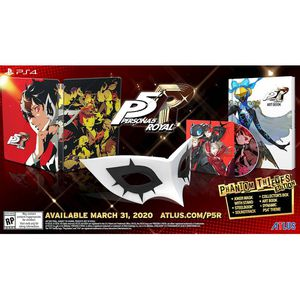 Persona 5 Royal Phantom Thieves PS4 * IN HAND * for Sale in Norwalk, CA
