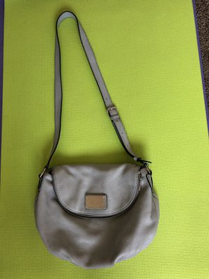 Marc Jacobs. , leather bag color Ice /grey for Sale in Phoenix, AZ