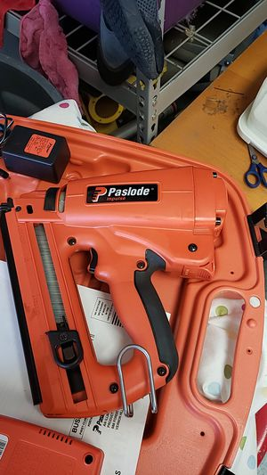 Paslode impulse nail gun for Sale in Byron, CA