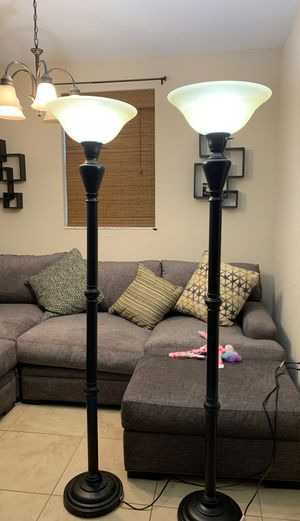 High lamps for Sale in Hialeah, FL