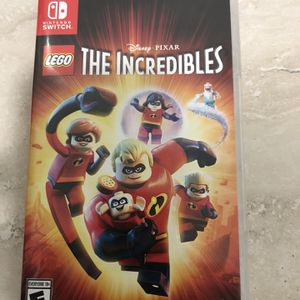 Nintendo Switch Lego Incredibles Video Game for Sale in Hialeah, FL