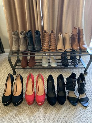 Women's shoes size 9 for Sale in Anaheim, CA