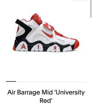 Nike Air Barrage Mid for Sale in Union City, CA