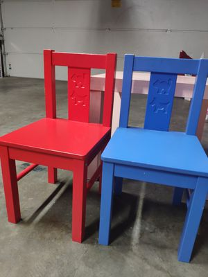 Kid table and chair for Sale in Moraga, CA