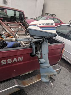 6hp boat motor for Sale in Berryville,  VA