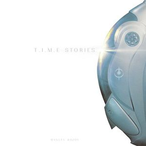 T.I.M.E. Stories Board Game *LIKE NEW* for Sale in Nashville, TN