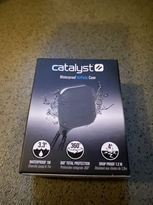CATALYST WATERPROOF AIR POD CASE for Sale in San Diego, CA
