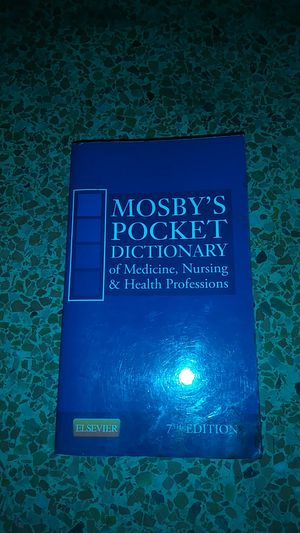 Mosby's medical dictionary for Sale in Lakeland, FL