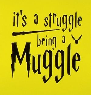 It's a struggle to be a muggle shirt for Sale in Florence, MS