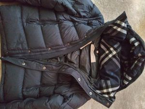 Burberry coat men size L for Sale in Washington, DC