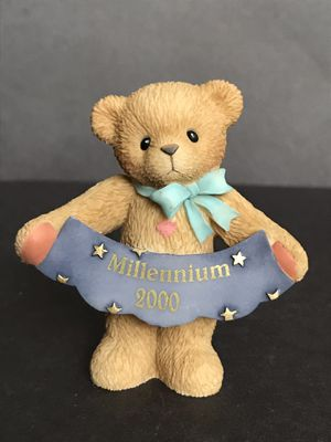 Millenium Cherished teddies figurine for Sale in San Antonio, TX