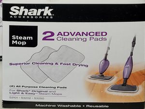 shark accessories steam Mop pads for Sale in Bernville, PA