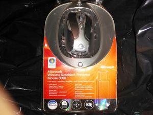 New wireless notebook mouse 8000 for Sale in Nashville, TN