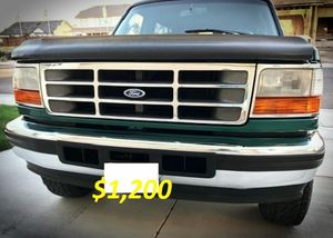 🎁$12OO 🔥Non Smoker🔥 1996 Ford Bronco🎁 for Sale in San Diego, CA