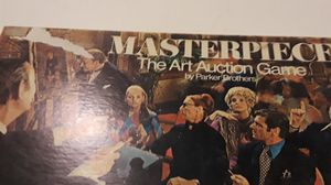 Masterpiece 1970 Board Game Complete for Sale in Chicago, IL
