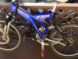 Specialized FSR Full Suspension Mountain Bike for Sale in Los Angeles,  CA