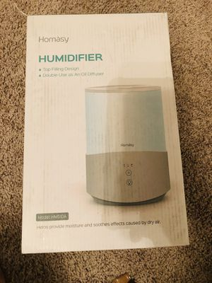 Color changing Humidifier for Sale in Morrisville, NC