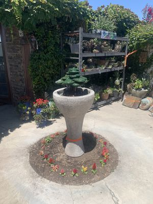 Fountain for $495 call Ed's self haul at 688-0086 for Sale in Tulare, CA