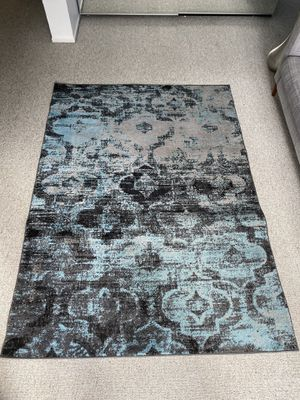 Shabby Chic Rug 83 x 59 for Sale in San Francisco, CA