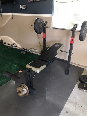 Weight Bench for Sale in Hanford, CA
