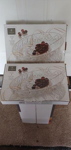 Brand new 2 platters for Sale in Renton,  WA