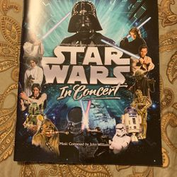 Star Wars in concert for Sale in Houston,  TX