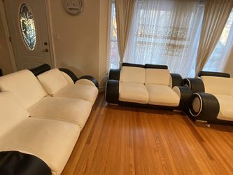 Sofa and Loveseats Recliner Set for Sale in Chicago,  IL