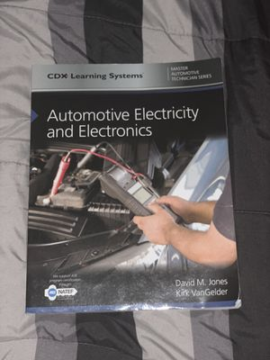 Automotive electricity and electronics book for Sale in San Clemente, CA