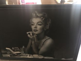 Marilyn Monroe canvas for Sale in Darrington,  WA