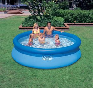 New 10'X30″ Blue Round Swimming Pool for Sale in Jessup, MD